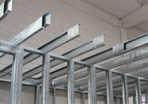 PARTITIONING AND SUSPENDED CEILINGS